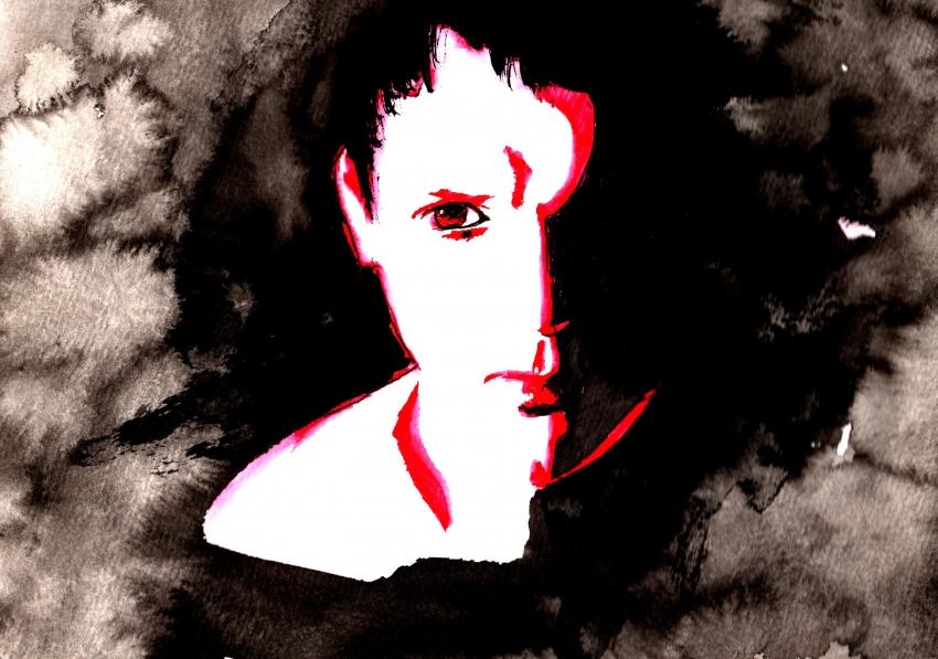Nicola Sirkis by Elwinn